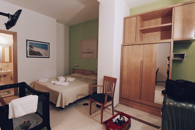 Hotel Albania em Otranto - Puglia