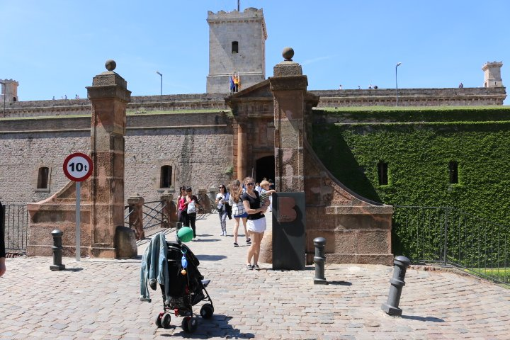 CASTELO DE MONTEJUIC