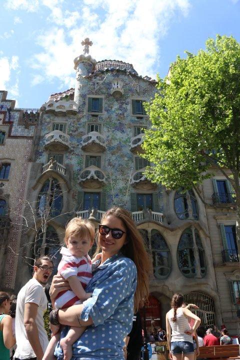 Casa Batllo de Gaudi