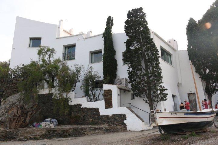 Casa de Salvador Dali, Espanha.