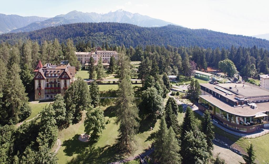 Onde se hospedar na Suíça