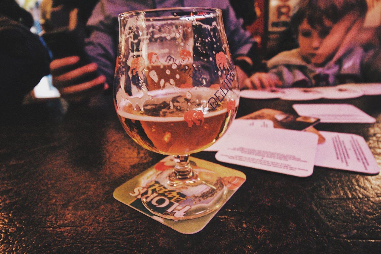 Delirium Bar em Bruxelas