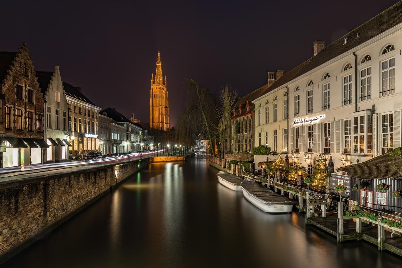 onde se hospedar em Bruges na Bélgica