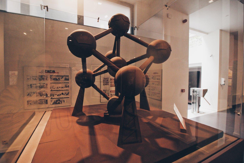 Museu do chocolate em Bruxelas