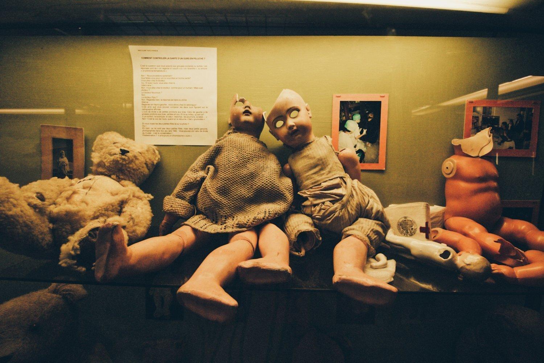 Museu do brinquedo em Bruxelas