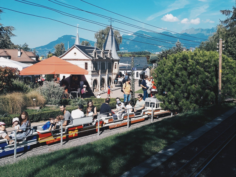 Swiss vapour Parc