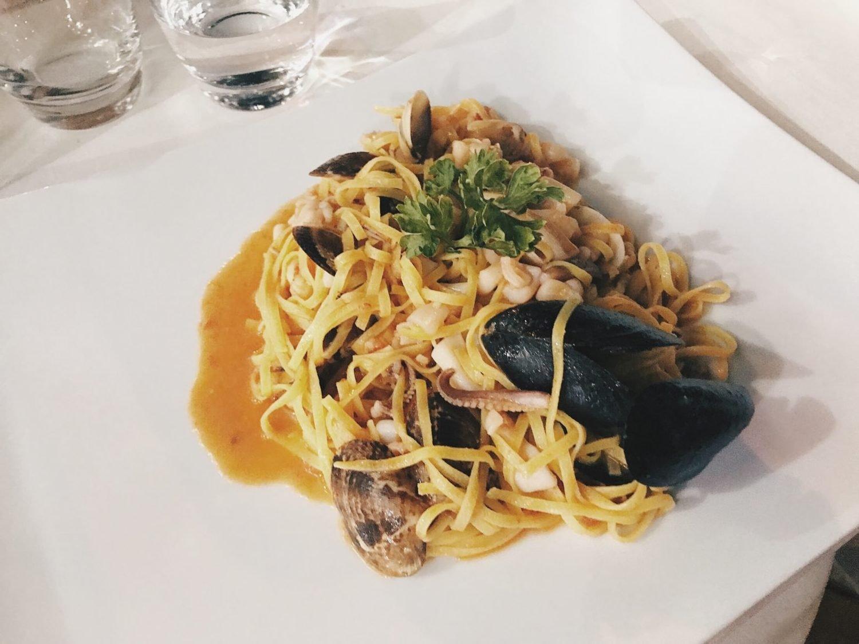 Onde comer em Porto Cesareo