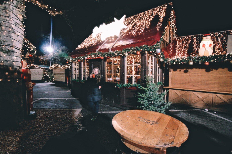 Mercado de Natal em Luxemburgo