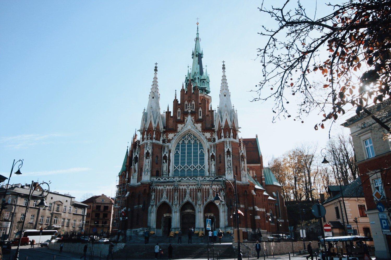 Igreja de São José na Cracóvia, a mais linda do leste europeu.