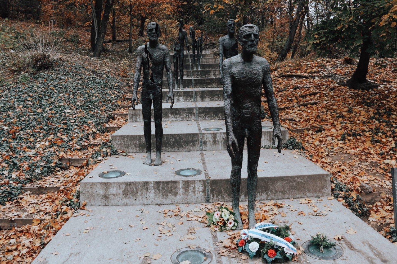 Memorial às vítimas do comunismo em Praga