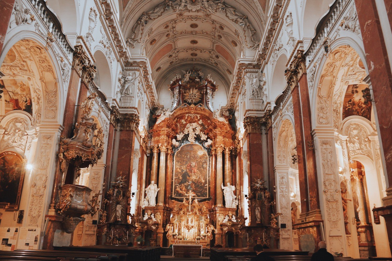 Igreja de Santo Inácio em Praga