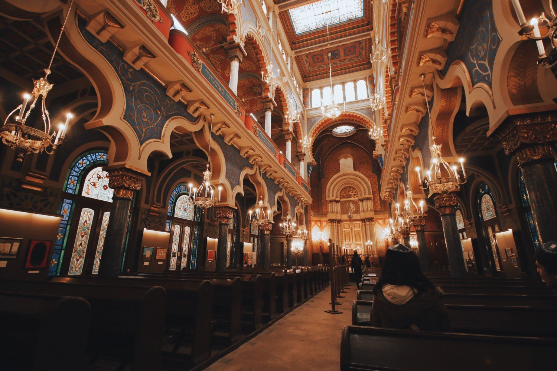 Jubilee Synagogue Praga