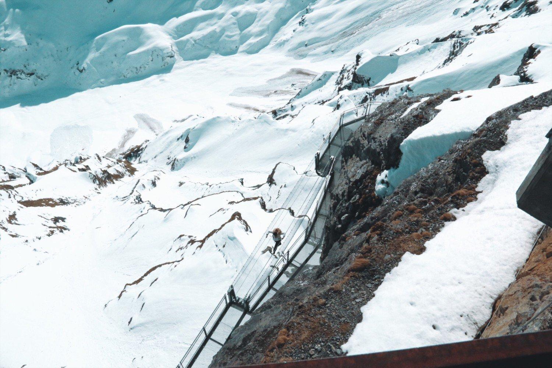 Schilthorn, montanha do 007 na Suíça