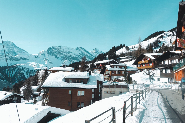 Murren na Suíça