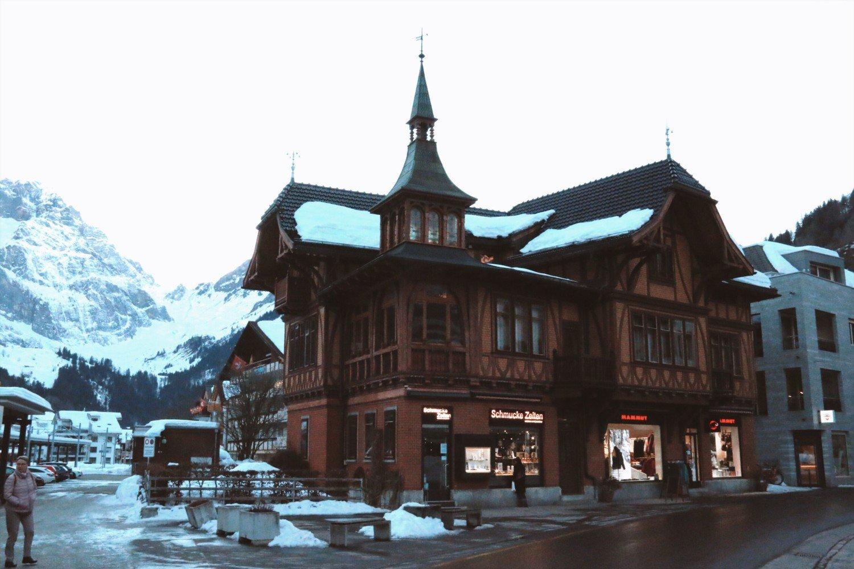 Engelberg na Suíça