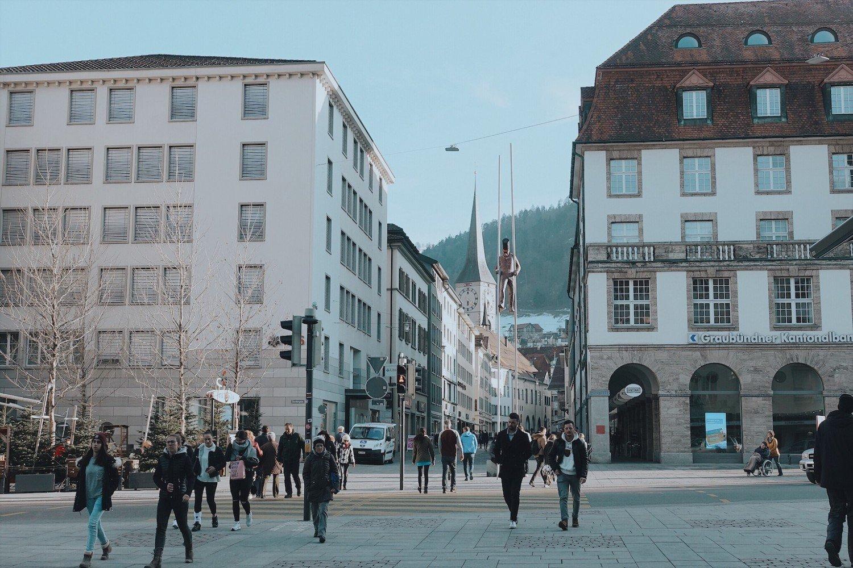 Chur na Suíça