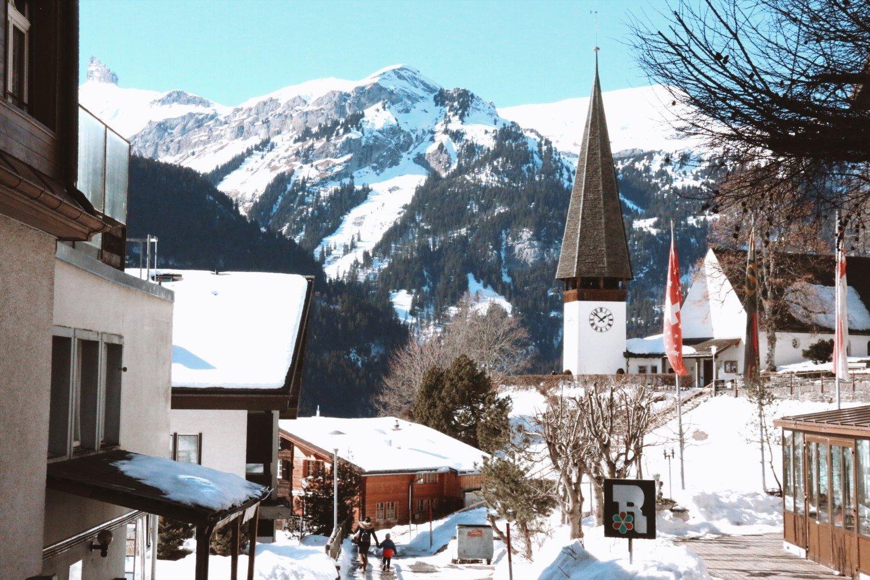 Wengen - Lauterbrunnen / Suíça
