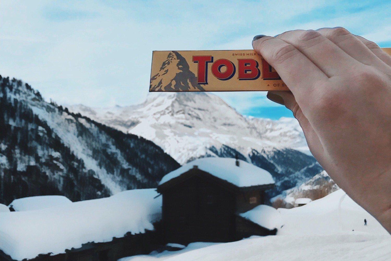 Zermatt na Suíça
