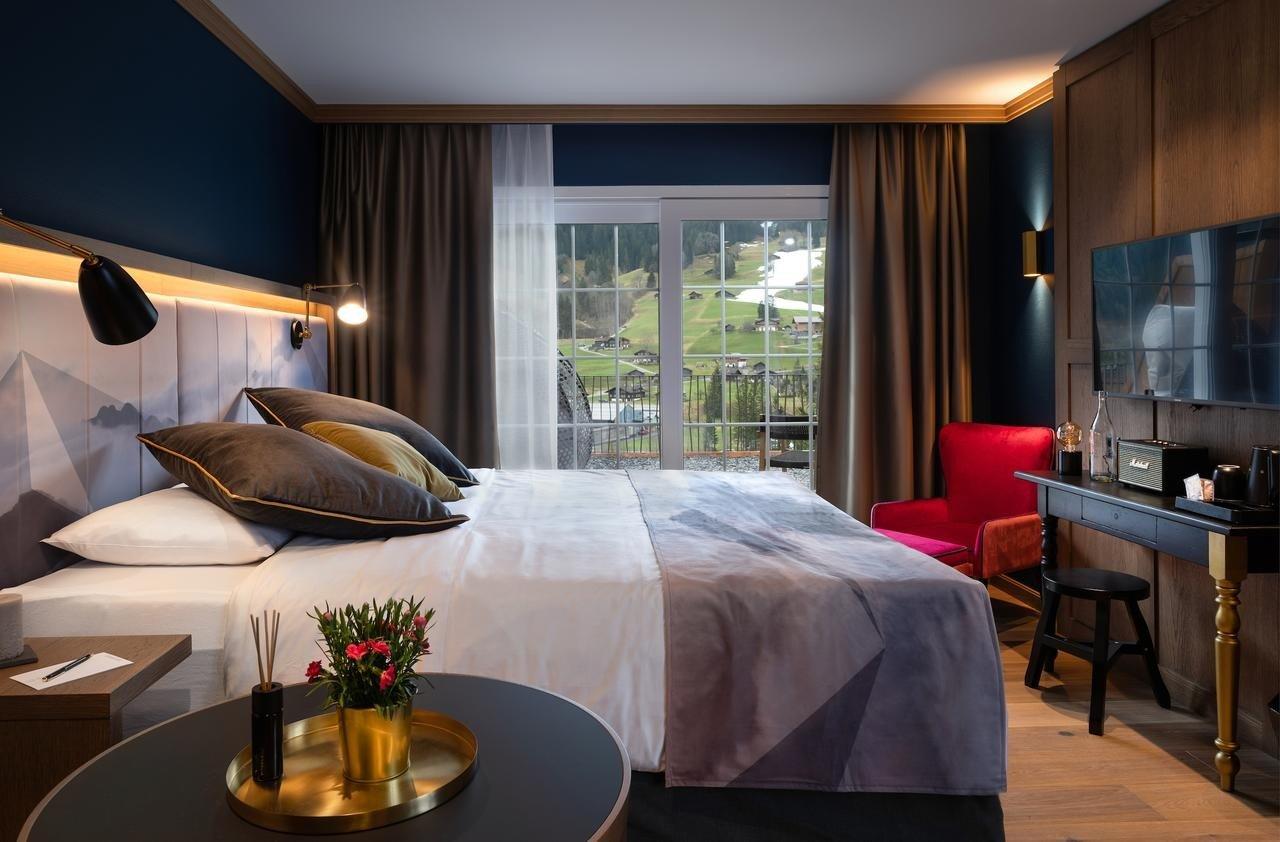 onde se hospedar em Grindelwald
