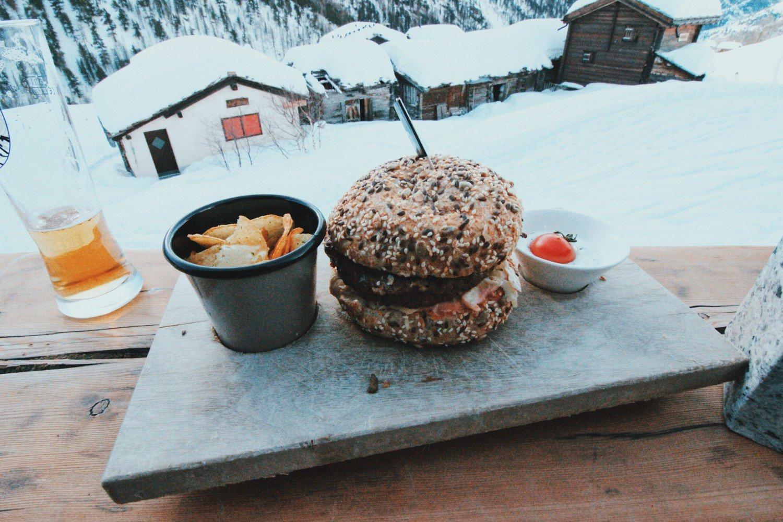 Onde comer em Zermatt