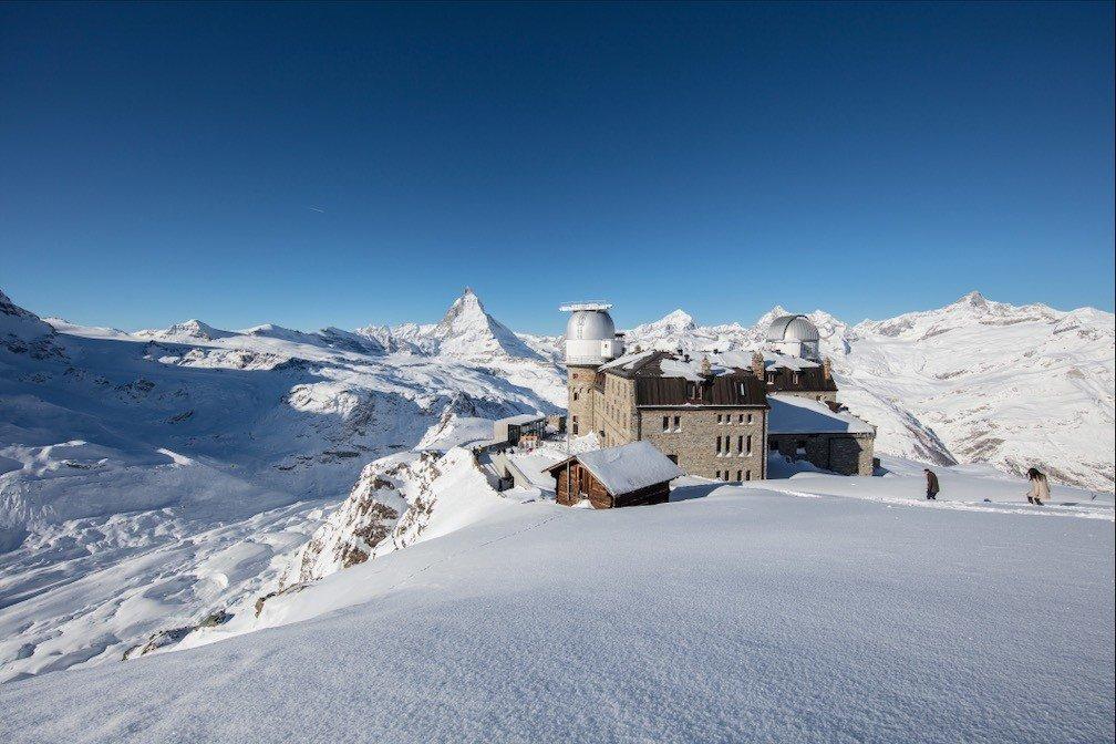 Gornergrat em Zermatt