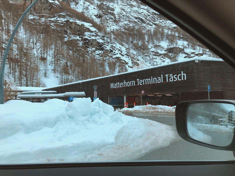 Zermatt de carro
