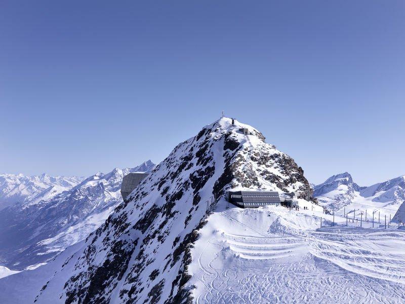 Matterhorn Glacier Paradise: