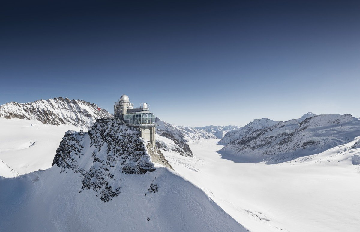 Top of Europe na Suíça