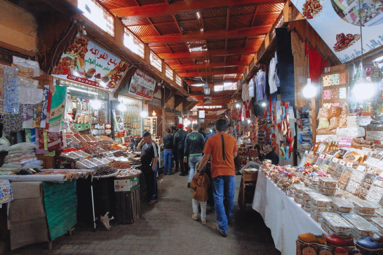 O que conhecer em Fez
