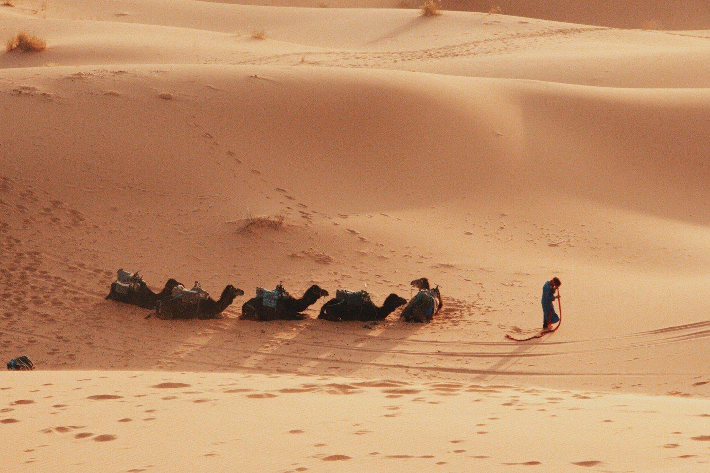 Roteiro pelo Marrocos